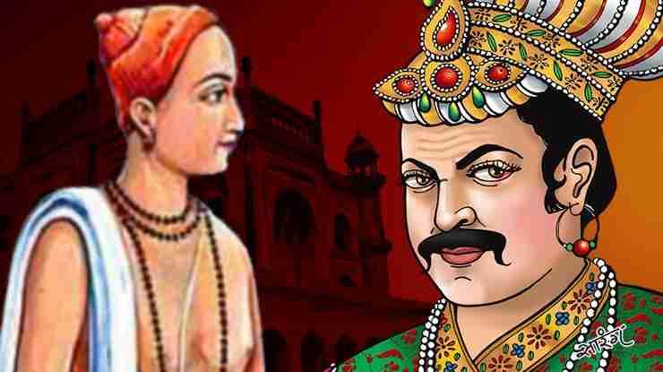 Story of Tulsidas and Akbar