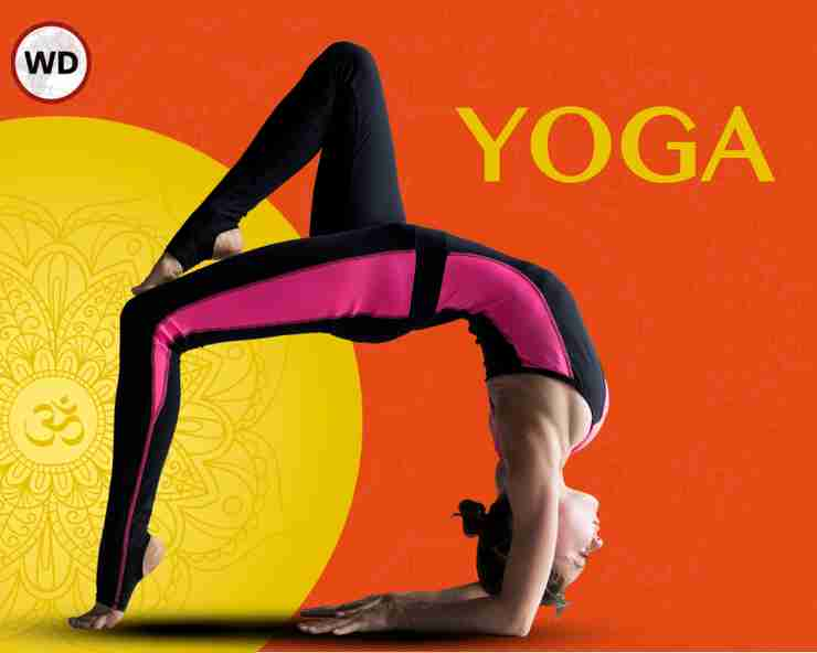Yoga For beauty and slim body