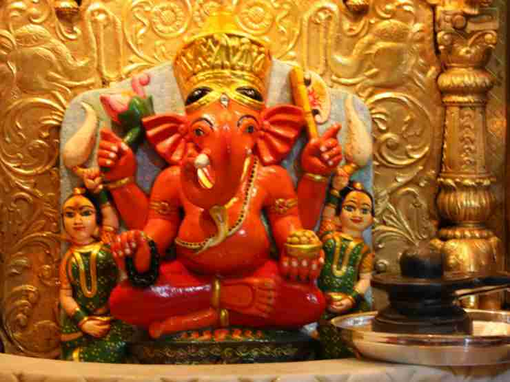 Siddhi Vinayak Ganesh Temple Mumbai