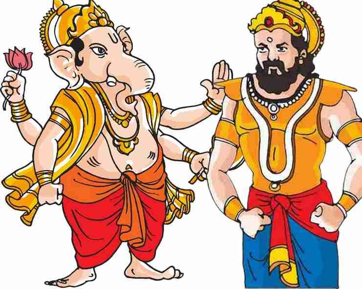 ganesha and vibhishana
