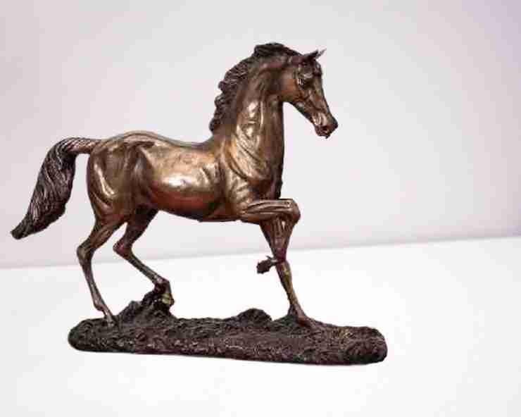 horse statue feng shui