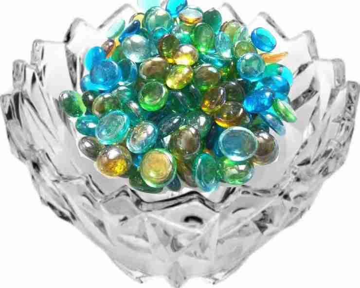 Navratna Crystal Bowl Feng Shui