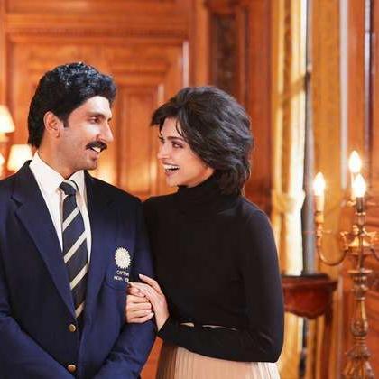 फिल्म '83' से दीपिका पादुकोण का फर्स्ट लुक रिलीज, निभा रही हैं कपिल देव की पत्नी का किरदार