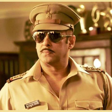 सिख पुलिस ऑफिसर के रोल में दिखाई देंगे सलमान खान