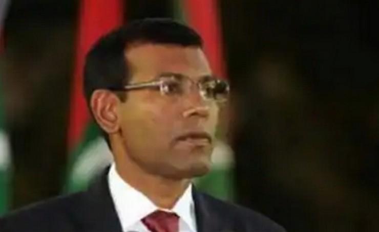 बम धमाके में बाल-बाल बचे मालदीव के पूर्व राष्ट्रपति मोहम्मद नशीद