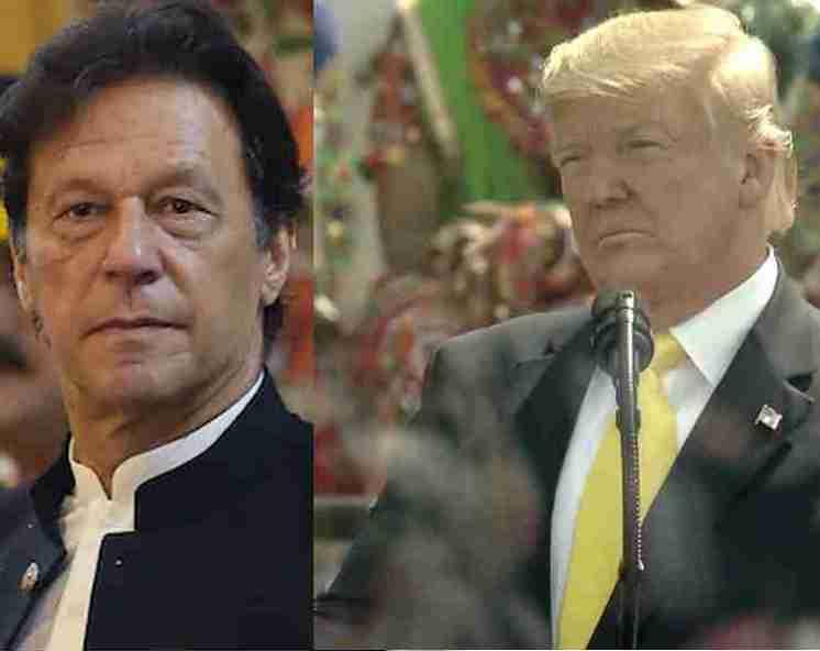 डोनाल्ड ट्रंप ने पाकिस्तान को पुचकारा, तमाचा भी मारा