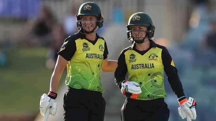 आईसीसी महिला टी20 : हेंस के अर्द्धशतक से ऑस्ट्रेलिया ने 5 विकेट से जीत हासिल की