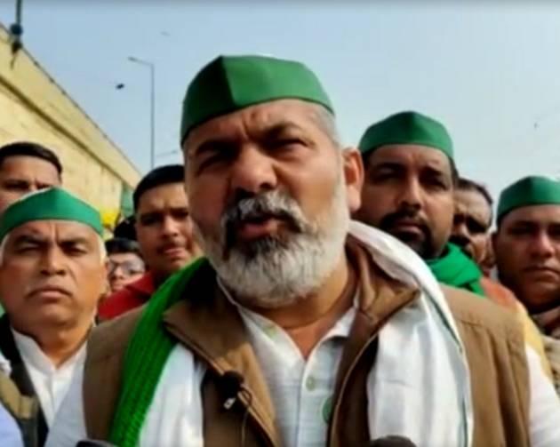 ट्रैक्टर परेड के लिए किसानों को नहीं चाहिए लिखित परमिशन, दंगा होने पर जिम्मेदार पुलिस प्रशासन : राकेश टिकैत