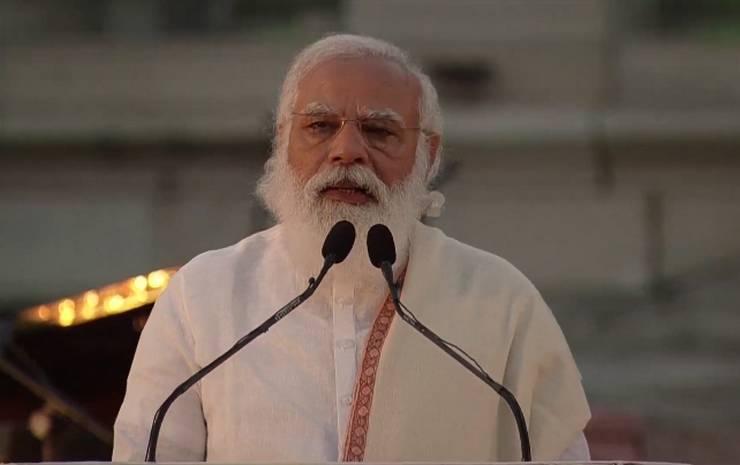 नेताजी के कार्यक्रम में बोले PM मोदी : LAC से लेकर LOC तक भारत दे रहा है हर चुनौती का मुंहतोड़ जवाब