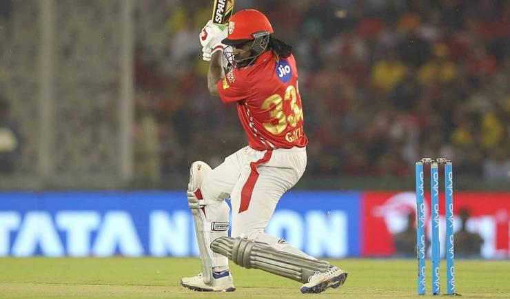 गेल-राहुल चमके, पंजाब चौथी जीत के साथ चोटी पर