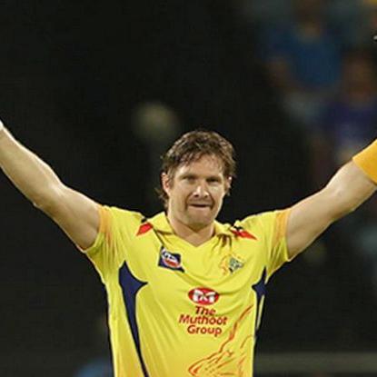 वॉटसन का शतक, चेन्नई की रॉयल्स पर बड़ी जीत
