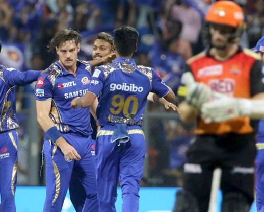 मुंबई इंडियन्स बनाम सनराइसर्ज हैदराबाद मैच का ताजा हाल