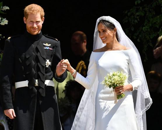 ब्रिटिश इतिहास की सबसे महंगी प्रिंस हैरी-मेगन मार्कल की शाही शादी, देखिए फोटो