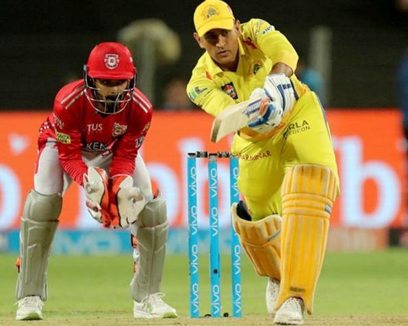 आईपीएल-11 : चेन्नई ने पंजाब को 5 विकेट से हराकर उसके प्लेऑफ का सपना तोड़ा