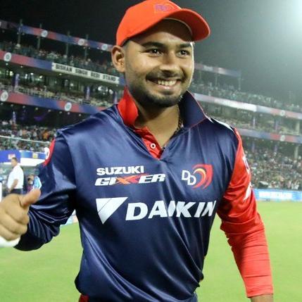 आईपीएल में सर्वाधिक रन बनाने वाले विकेटकीपर बने दिल्ली के ऋषभ पंत