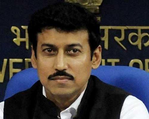 राज्यवर्धनसिंह राठौर की रितिक और विराट कोहली को चुनौती (वीडियो)
