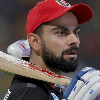 भारतीय कप्तान विराट कोहली को आईपीएल एकादश में जगह नहीं