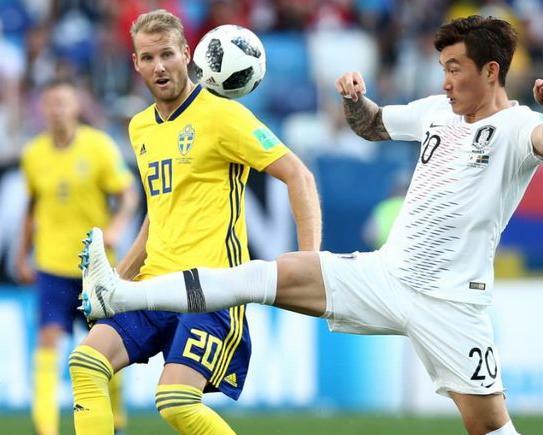 FIFA WC 2018 : स्वीडन ने तोड़ा कोरिया का दिल