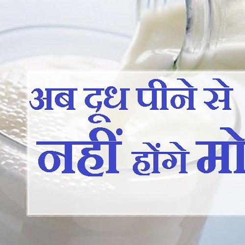 दूध नहीं पीते हैं मोटे होने के डर से तो यह 4 स्वादिष्ट विकल्प हैं आपके लिए