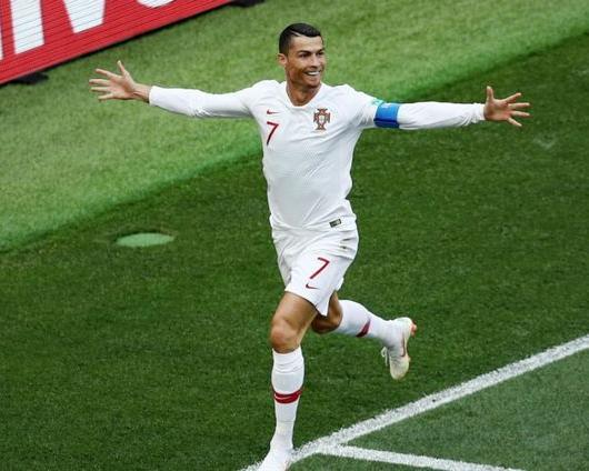 FIFA WC 2018 : क्रिस्टियानो रोनाल्डो के दम पर पुर्तगाल की उम्मीदें कायम