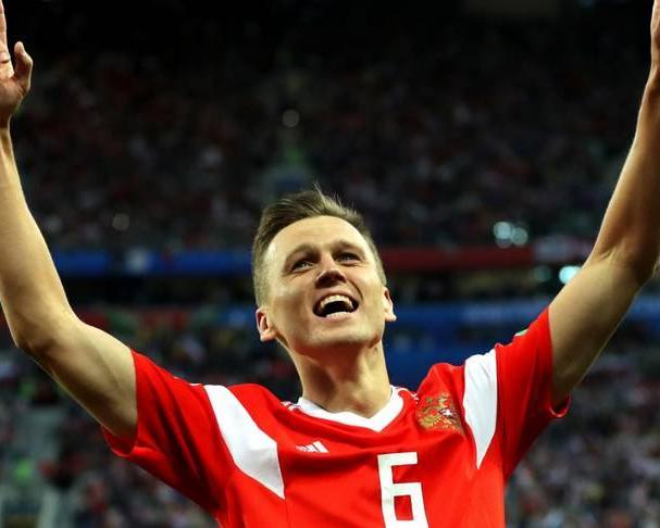 FIFA WC 2018 : 48 सालों के बाद रूस ने लगातार 2 मैच जीतते हुए मिस्र को 3-1 से हराया