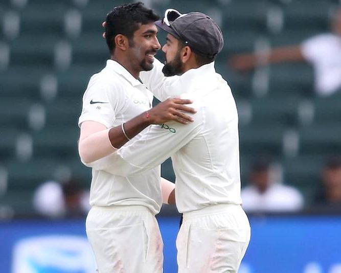 जसप्रीत बुमराह का नॉटिंघम टेस्ट में 'पंजा', भारत जीत से एक विकेट दूर