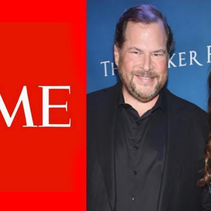 'टाइम' मैगजीन को मार्क बेनीआफ और उनकी पत्नी लिने ने 19 करोड़ डॉलर में खरीदा