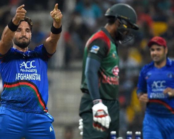 'ग्रुप ऑफ डेथ' में अफगानिस्तान ने बांग्लादेश को 136 रनों से रौंदा