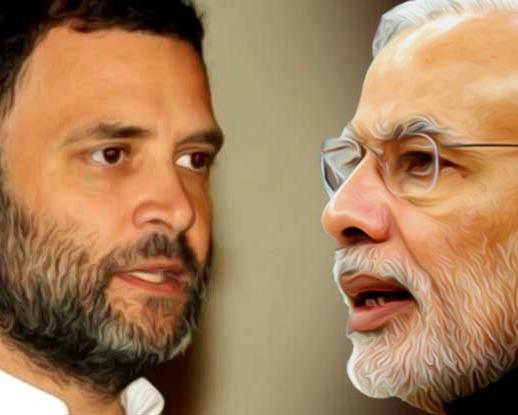 राहुल गांधी का प्रधानमंत्री पर निशाना, शहीद सैनिकों के खून का किया अपमान
