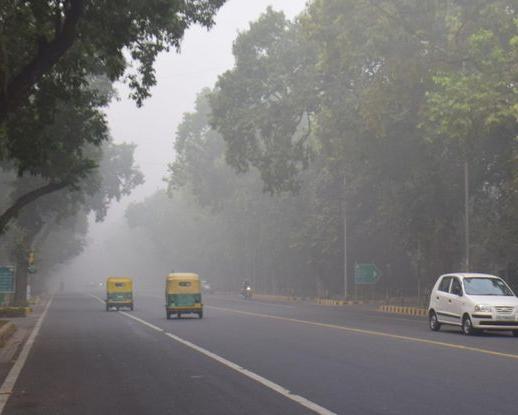 दिल्ली में फिर बढ़ा वायु प्रदूषण, बारिश से मिलेगी राहत