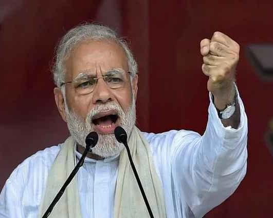 पीएम मोदी ने दी 'आयुष्मान भारत' की सौगात, 10 करोड़ परिवारों को मिलेगा 5 लाख का स्वास्थ्य बीमा