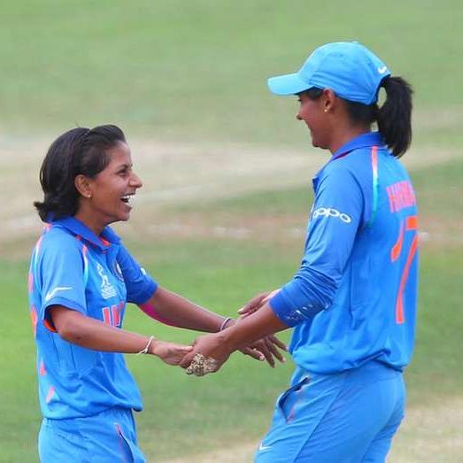 हरमनप्रीत की कप्तानी पारी से भारतीय महिला टीम की बड़ी जीत