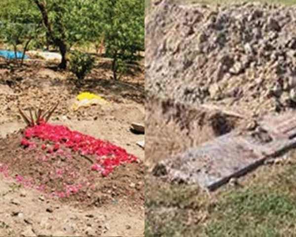 Corona का कहर, इंदौर के कब्रिस्तानों में 'दफन' मौत का सच..!