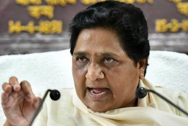 मायावती ने राजस्थान सरकार पर जमकर साधा निशाना, कहा- बसों का बिल भेजना सरकार की अमानवीयता