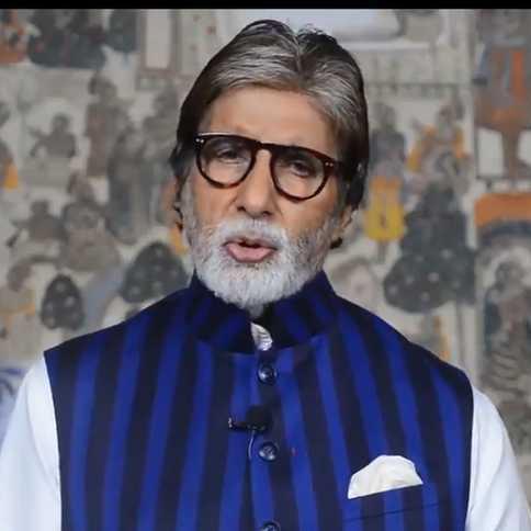 अमिताभ बच्चन की कोरोना से जंग, प्रार्थनाओं के लिए शुभचिंतकों को दिया धन्यवाद