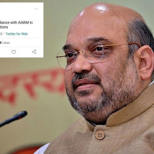 Fact Check: पश्चिम बंगाल में ओवैसी की पार्टी के साथ भाजपा ने किया गठबंधन? जानिए पूरा सच