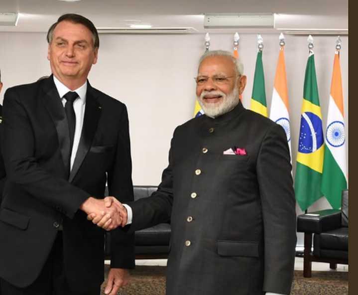 भारत ने भेजी कोरोना वैक्सीन,  ब्राजीली राष्ट्रपति ने ट्वीट की हनुमान जी की फोटो, पीएम मोदी को कहा धन्यवाद