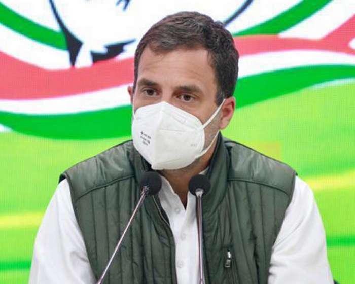 राहुल गांधी ने दिया सुझाव, आर्थिक संकट से निपटने के लिए मनरेगा को मजबूती दी जाए