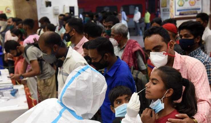 Corona India Update: भारत में कोरोना के 15981 नए मामले, 166 मरीजों की मौत