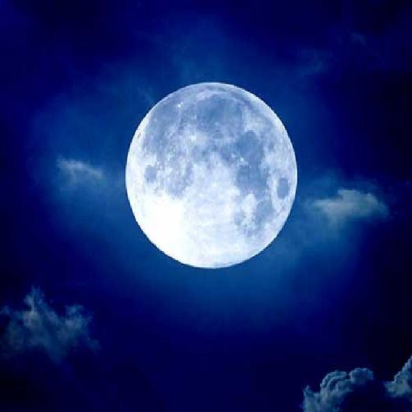 शरद पूर्णिमा का ब्लू मून, जानिए क्या है इस चंद्रमा का विज्ञान