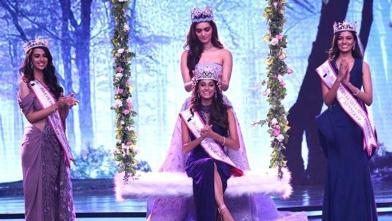 तमिलनाडु की अनुकृति वास बनीं मिस इंडिया 2018