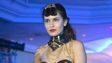 इंडिया इंटीमेट फैशन वीक 2018 में मॉडल्स का हॉट अंदाज