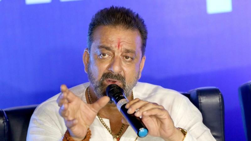 संजय दत्त ने लखनऊ में किया 'साहेब बीवी और गैंगस्टर 3' का प्रमोशन