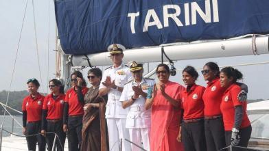 नौसेना की जांबाज अधिकारियों का रोमांचक सफर