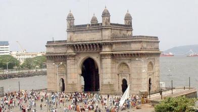 मुंबई : गेटवे ऑफ इंडिया की खूबसूरत तस्वीरें