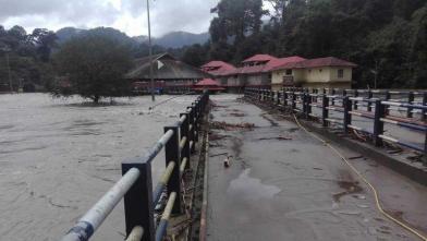 केरल में आफत की बारिश