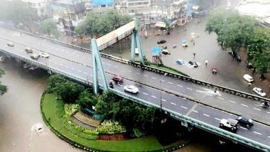 मुंबई में बारिश का कहर