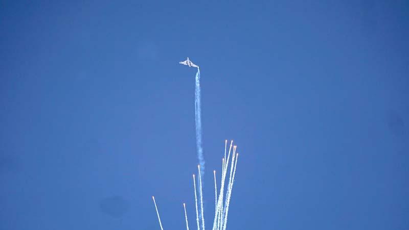 AirForce Day : आसमान में गरजे राफेल, तेजस, सुखोई, चिनूक ने भी दिखाया दम