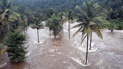 केरल में भीषण बाढ़