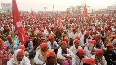 महाराष्ट्र में किसान आंदोलन